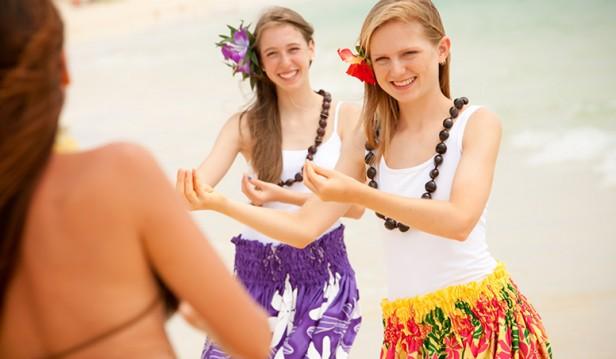 Hula Lesson Hawaii