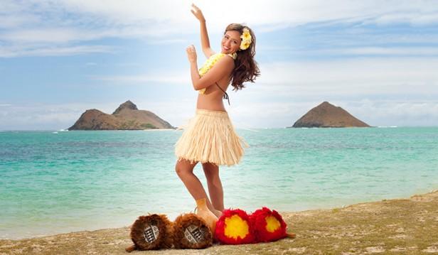 Hula, Hawaii, Hula dancer