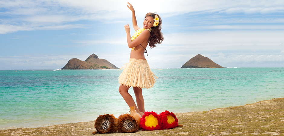 Hula, Hawaii, Hula dancer